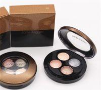 Wholesale skinfinish powder resale online - Top Quality Luxury M jade jagger Mineralize Skinfinish Eyeshadow Hihglight Contour powder