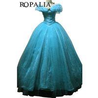 erwachsene prinzessinkleider großhandel-Heißer Film Prinzessin Kleid Abendkleid Cosplay Kostüm Adult Girl sexy