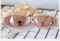 definitionen kunst großhandel-Art und Weise blenden Farben-Schutzbrillen justierbares UV schützen flache Licht Eyewear-erwachsene hochauflösende Silikon-Schwimmen-Gläser Antifog 15hm Y