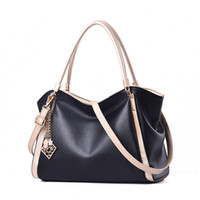 Wholesale tote bags online - Brand New Shoulder Bags Leather Luxury Handbags Wallets High Quality For Women Bag Designer Totes Messenger Bags Cross Body