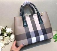 Wholesale pretty handbags - New Fashion Bags women's Shoulder bag Leather Woman handbag brand Ladies pretty bags B852