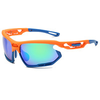 bike riding accessories UK - Cycling Glasses Outdoor Bicycle Glasses Men Women Bike Goggles Riding Goggles Eyewear Cycling Sunglasses Bike Accessories