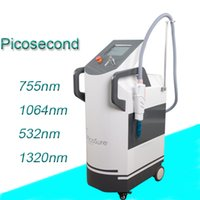 Wholesale anti pigment - New Picosure Laser machine Tattoo Freckle Removal Mole Dark Spot Pigment Removal Acne Treatment Anti Aging Home Use Beauty Devic