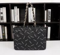 bolsas de lona de design venda por atacado-Sénior marca das mulheres projeto mestre de luxo moda casual bolsa de pano bolsa de ombro bolsa de grande capacidade de pano de compras
