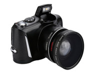 micro écran vidéo achat en gros de-nouvel appareil photo numérique SLR écran de 3,5 pouces 24MP Anti Shake Micro SLR appareil photo Zoom optique 5x Digital HD caméra vidéo