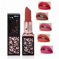 Wholesale best selling lipsticks for sale - Group buy HABIBI BEAUTY Makeup Matte Lipstick Colors Vevet Long Lasting Kissproof All Day Lipstick Best Selling newest lipstick