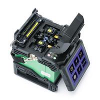 fiber ekleme makinesi toptan satış-Ücretsiz Kargo FTTH Optik Ekleme Makinesi Komshine GX37 Fujikura 70 s Splicer olarak Üretici Fusion Splicer INNO Fiber Kaynakçı