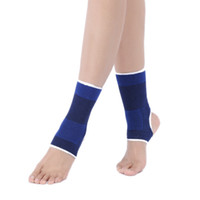 Wholesale elastic support sleeve for sale - Care Ankle Support Sleeve Light Elastic Breathable Fabric For Running Athletics Injury Recovery Joint Pain and More Sport Free DHL G908Q