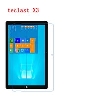 Wholesale nano tablet online - For teclast X3 tablet inch Hard nano screen protective film super strong impact screen explosion proof protective film