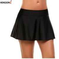 a15a7eee6 Women's Tennis Skirts Sports High Waist Short Badminton Skirt Volleyball  Beach Activities Skirt Women Tracksuit Sportswear