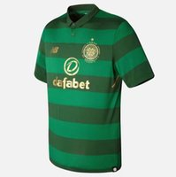 Wholesale celtic kits - wholesale Soccer Jersey Celtic Celtic 17 18 Home away DEMBELE GRIFFITHS LUSTIG BROWN youth man child kits t-shirt football jersey