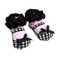 принцесса носки для девочек оптовых-2017 Baby Girls Socks Infant Newborns Sock for Princess Holiday Birthday Gifts Children Socks Anti Slip Meias Infantil Sokken