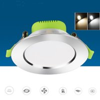 Wholesale protection lamp - Wholesale- New arrival High quality Environmental protection led downlight 3W Hole 70- 88mm AC220V SMD5730 LED Spot light led ceiling lamp