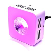 Wholesale grow big - 300w Full Spectrum COB LED Grow Light 410-730nm With Big Lens For Indoor All Plants lead grow light 4pcs lot