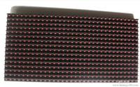 módulo de pantalla led al aire libre al por mayor-módulo de pantalla led rojo exterior de alto brillo p10