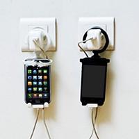 dirsek kancaları toptan satış-Fabrika Doğrudan silikon cep telefonu tutucu insan cep telefonu kanca multi-fonksiyonel dirsek Robot tembel cep telefonu desteği