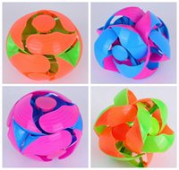 Wholesale Toys Change Shape - Creative Shape Change Magic Balls Indoor Outdoor Interactive Games Hand Throwing Motion Games Kids Toy DDA192