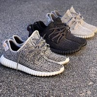 Wholesale Socks Tan - Mens Shoes 2018 Boost 350 V1 Turtle Dove Running Shoes Pirate Black Moon Rock Oxford Tan With Box Socks Keychain Top Sneaker Shoes
