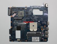 Wholesale for Samsung NP355 NP355C4C NP355V5C BA59 A QMLE4 LA P HD7600 GB Laptop Motherboard Mainboard Tested