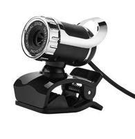 Alphun Newest 360 Degree Webcam USB 12 Megapixel HD Camera Web Cam MIC Clip-on For Skype Computer Laptop Desktop High Quality