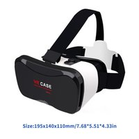 Wholesale phone 3d glasses headset for sale - Group buy 3D Vr Glass Virtual Reality Glasses Vr Cases Plus D Glass Immersive Eyes Headset Smart Phone