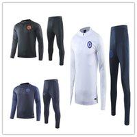 roupa da liga venda por atacado-19-2020. fato de treino Inglês Football League. roupas fitness ao ar livre, roupas de futebol. jaqueta de futebol, correndo roupas. shippi livre