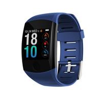 temporizadores de niños al por mayor-Pulsera inteligente Q11 pantalla TFT de 1.3 pulgadas Reloj inteligente BT rastreador de fitness Reloj despertador Temporizador inteligente Relojes de pulsera de salud a prueba de agua