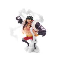 kits de garaje de anime al por mayor-Anime Figura de Acción Kit de Garaje Modelo PVC Adornos Animación Colección Juguetes Regalo Niños Juguetes