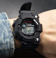 dış mekan çok fonksiyonlu saatler toptan satış-Yeni Arrively En Erkekler Kol İşlevli G Stil Şok Izle Açık Saatler Spor Waterpoof Saat Askeri İzle