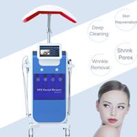 ingrosso microdermoabrasione dermoabrasione pelle diamante dispositivo-Prezzo più basso dermoabrasione idra acne rimozione dermoabrasione diamante del viso dispositivo peeling cura della pelle microdermoabrasione viso