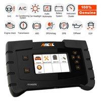 herramienta de diagnóstico del escáner de coche al por mayor-ANCEL OBD2 Escáner de coche Diagnóstico Motor Codificación SRS ABS EPB ESP Herramienta de sistema completo