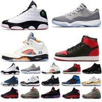 en çok satan basketbol ayakkabıları toptan satış-2018 En iyi satmak 11 13 12 4 O got 1 5 11'leri 13s 12s 4s 1s 5s oyun Çocuk Bayan Erkek Basketbol Ayakkabı