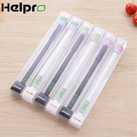 использованные школьные принадлежности оптовых-Helpro 6Ps/Set Can Be Used to Grow A Gel Pen Kawaii Plant Garden Decorative Pen for Office School Stationery Supplies 0.5mm