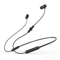 ingrosso microfono senza fili per cuffia auricolare-Q5 Auricolare Bluetooth 48Hrs Conferenza Neckband Bluetooth Sport Headphones IPhon Wireless esecuzione delle cuffie auricolari con microfono