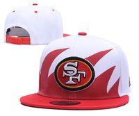 ausschwärmen großhandel-Tophatstore Wholesale preiswerte Männer Frauen Hut-Sommer-Out Door Sun Caps Fashion Fans Marke Hip Hop SF 49ERSport-Hüte