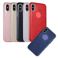 Wholesale mate 20 lite case online – custom 3 in Bling Glitter Soft TPU Silicone PP Case For Huawei P20 P30 Pro Mate Lite Nova E Y6 Y7 Pro Y9 Honor C X A