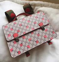 sacos escolares de marca para meninos venda por atacado-7-12 ano de mochila infantil sacos de sacos de impressão meninas joaninha meninas mochilas escolares