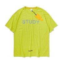 ingrosso estate moda estiva-T-Shirt Funny Printed Tee 2019 fashion Summer T-shirt uomo in cotone Urban Harajuku t-shirt manica corta Oversize