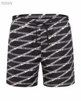 ingrosso tronchi caldi per gli uomini-Pantaloncini dal design avanzato Pantaloncini da spiaggia casual da uomo Pantaloncini da uomo di marca Pantaloncini da bagno traspiranti ad asciugatura rapida da uomo Summer Hot Push