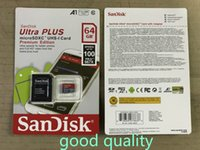 Wholesale 64gb micro sd capacity resale online - 8GB GB GB GB GB GB Original SDK micro sd card PC TF card C10 Actual capacity memory card SDXC storage card MB S