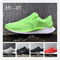topuk spor ayakkabıları toptan satış-Toptan 2019 Yeni Yakınlaştırma Fly WMNS PEGASUS 36X Konik topuklu Rahat Rahat 36 saydam Erkekler Koşu Ayakkabıları Kadın Spor Sneakers