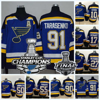 ingrosso youth hockey jersey-Womens Youth 2019 Campione Stanley Cup St. Louis Blues OReilly Binnington Vladimir Tarasenko Schwartz Pietrangelo Colton Parayko Jersey