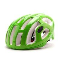 marques de casque de vélo achat en gros de-Promotion du stock Marque Casque de vélo EPS Casque de vélo EPS Casque de vélo Ciclismo Capacete Cascos para Bicicleta Plus de couleurs disponibles pour le choix