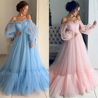 Wholesale cheap plus size wedding dresses for sale - Cheap Western Country Tulle Pregnant A Line Wedding Dresses Bohemian Simple Backless Tulle Skirt Maternity Bridal Gown Plus Size BC1814