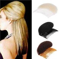 ingrosso nuovo creatore di panini-Accessori per capelli Clip Maker Accessori Nuovi pettini Styling 1PC Capelli in plastica Stick Bun Arrivo di moda