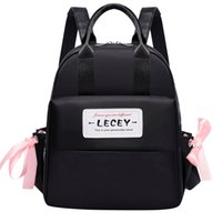 Wholesale computer satchel resale online - OCARDIAN Fashion Women s Girl Large Capacity Computer Bags Oxford Travel Satchel Bags School Bag For Student Backpacks J10