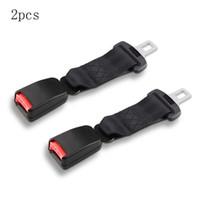 Wholesale car socket extension for sale - Group buy kongyide Seat Belt Extender Pack Auto Car Seat Belt Extender Clip Socket Safety Buckles Extension dropship ap29