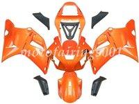 laranja r1 venda por atacado-Novo estilo ABS Carenagens Kit Apto Para Yamaha YZF-R1 R1 2000 2001 01 Personalizado Livre Laranja