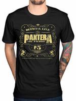 ingrosso anti lontano-Maglietta ufficiale Pantera 101 Proke Snake Lontano oltre Power Metal Magic Vul