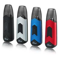 ingrosso scatole di trasporto della batteria-Nuovo caldo ATVS Ghost Pod Starter Kit 350mAh Batteria 12W Vape Box Mod per cartuccia da 1,5 ml Cartuccia 100% originale E-Sigaretta DHL